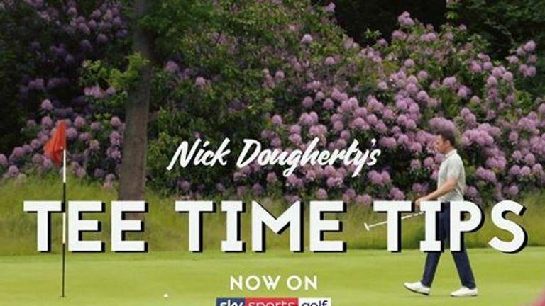 tee time tips  nick dougherty u0026 39 s show from women u0026 39 s british