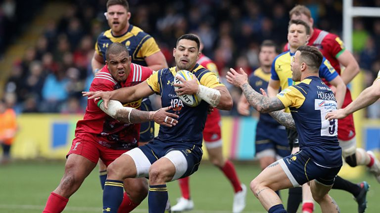 Ben Te'o believes the fear of relegation is hurting the Premiership