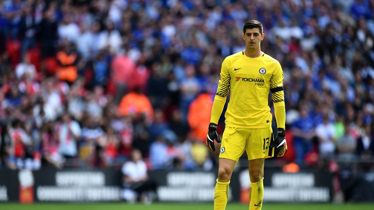 Chelsea and Real Madrid agreed a deal for Thibaut Courtois on Wednesday night
