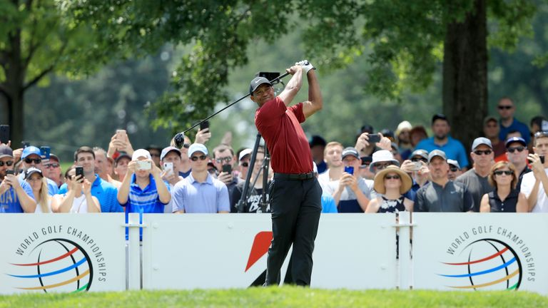 Tiger Woods is hoping to combine roles as both a player and a vice-captain