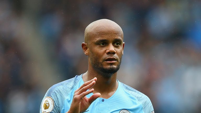 Vincent Kompany is confident Manchester City can defend their league title this season