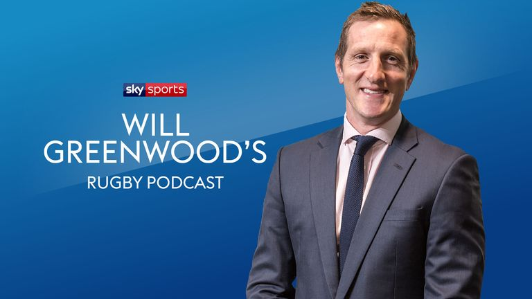 Will Greenwood and Rupert Cox discuss England's upcoming Test against Japan on this week's podcast, while James Gemmell chats to Sam Underhill
