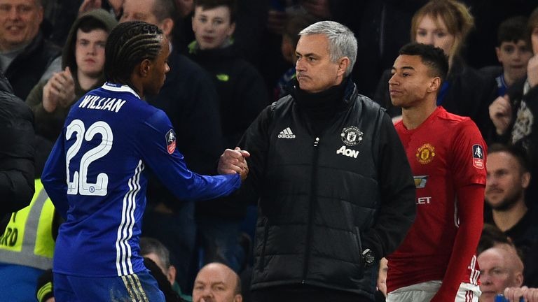 Mourinho's Stamford Bridge return was a miserable affair for him
