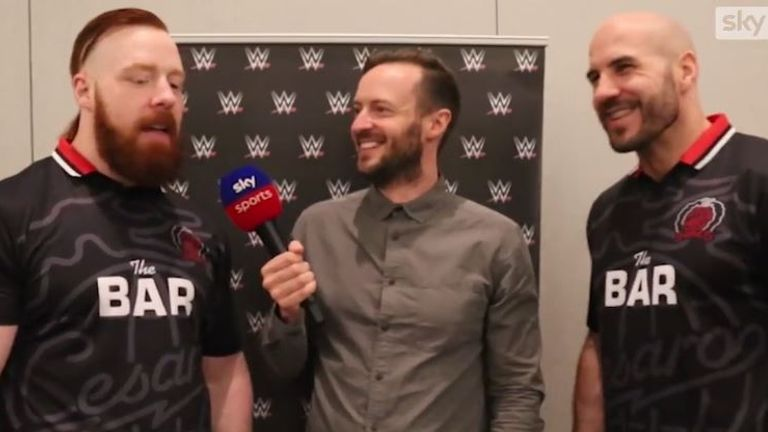 WWE's Sheamus has delivered a brutal assessment of Manchester United's chances this season