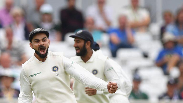 England vs India | Sky Sports Live Cricket