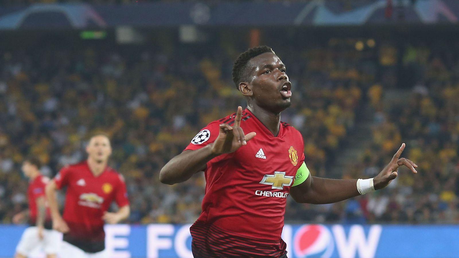75261b0e8 Young Boys 0 - 3 Man Utd - Match Report & Highlights