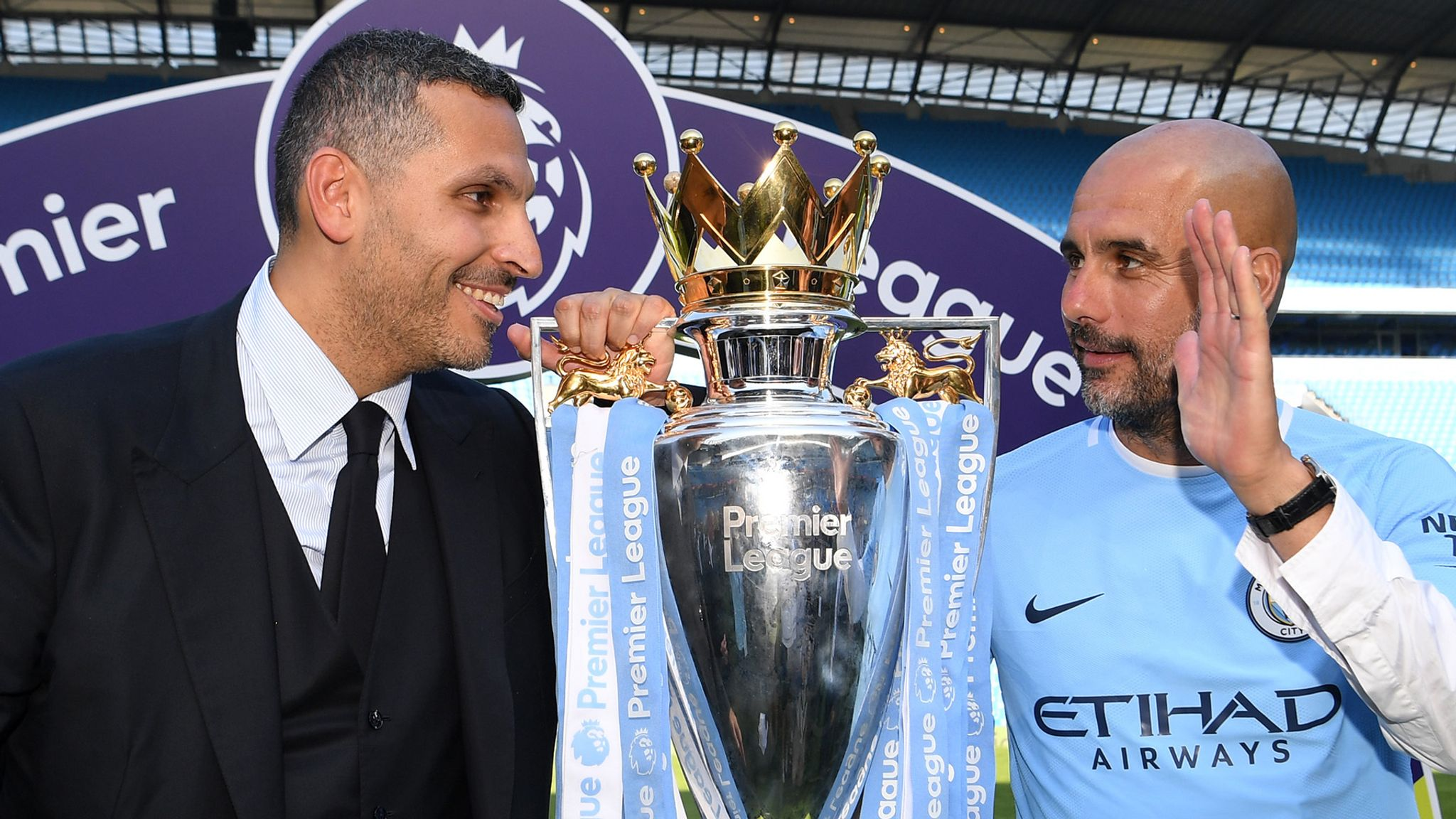 How Manchester City's owners are growing their world football empire
