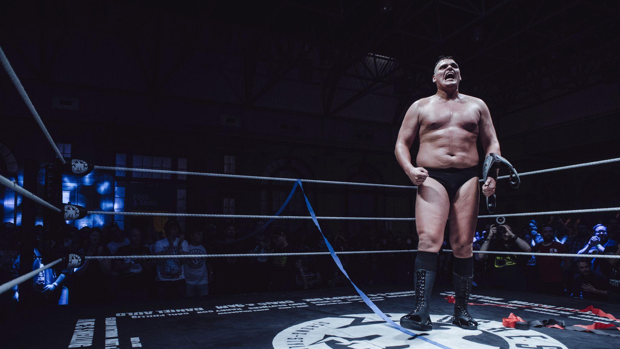 """Résultat de recherche d'images pour """"walter progress wrestling"""""""