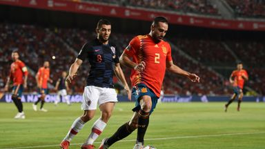 fifa live scores -                               Thursday at the Nations League