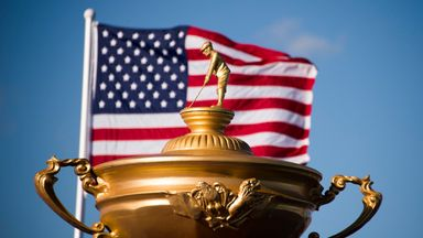Will the Ryder Cup be staying in the USA next year?