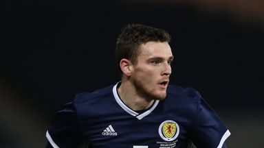 fifa live scores - Andy Robertson to miss Scotland's match against Kazakhstan with dental issue