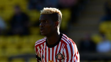 Sunderland said no reason had been given for Didier Ndong