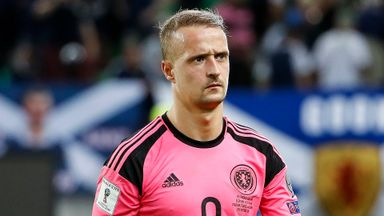 fifa live scores - Leigh Griffiths pulls out of Scotland squad for Israel and Portugal games