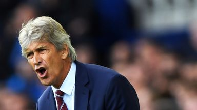 fifa live scores - Manuel Pellegrini explains Lucas Perez's anger on West Ham bench