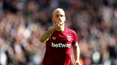 fifa live scores -                               Arnautovic set to be fit for Spurs