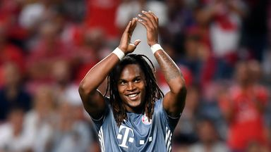 fifa live scores -                               CL round-up: Sanches' standing ovation