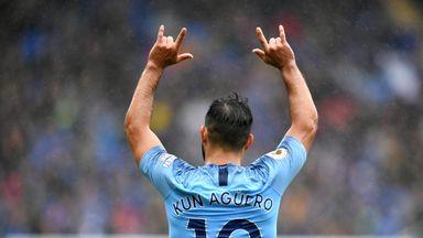 fifa live scores -                               Pep: Aguero an authentic legend