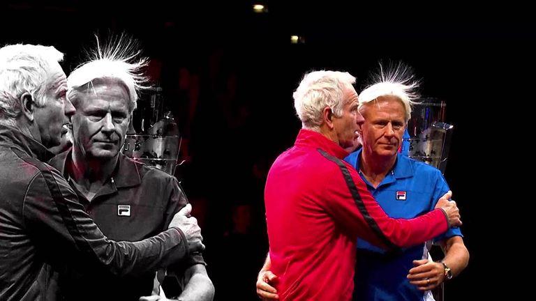 John McEnroe: Bjorn Borg was my greatest rival