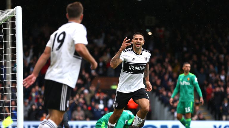 To stay up with Fulham would be a real miracle    Aleksandar Mitrovic