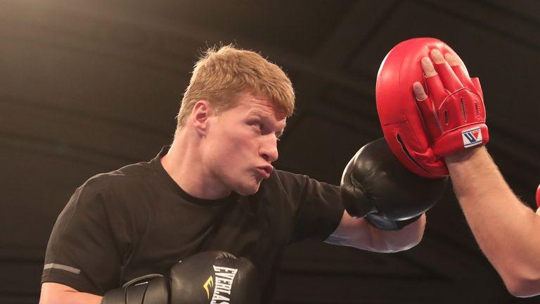 531fa706 Whyte vs Chisora 2: Alexander Povetkin keen to fight Dillian Whyte or Derek  Chisora next year