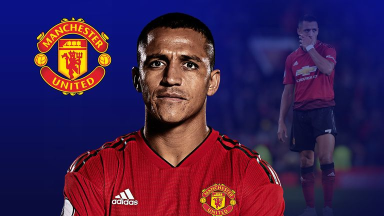 Alexis Sanchez is struggling to find his best form for Manchester United