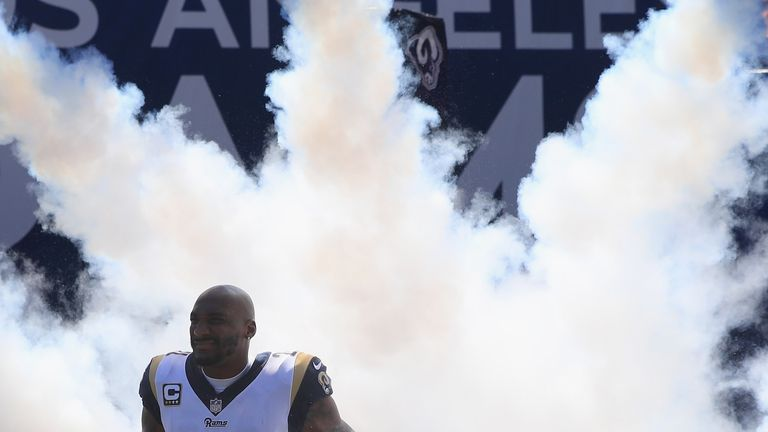 LA Rams cornerbacks Aqib Talib and Marcus Peters to miss time with ... dd98e71b4