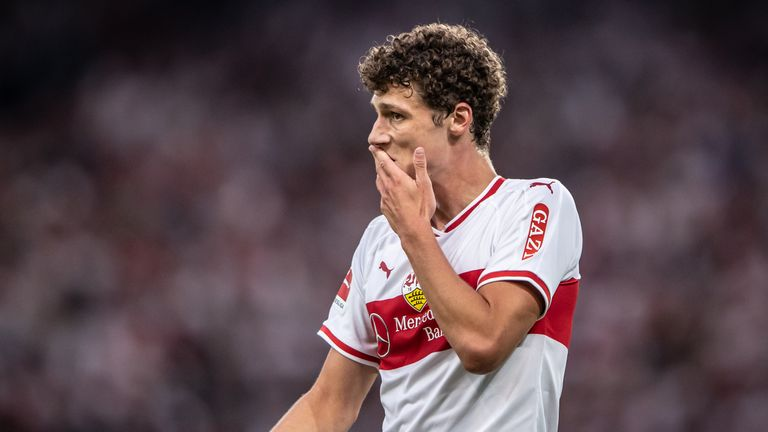 Benjamin Pavard remains with Stuttgart after winning the World Cup with France