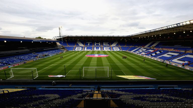 Birmingham could start next season on minus points