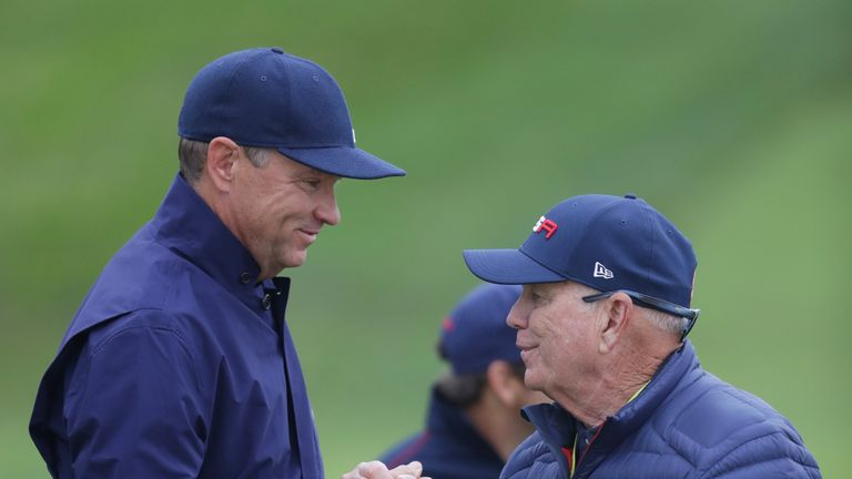Tiger Woods doesn't scare us, says Europe's Ryder Cup captain Thomas Bjorn