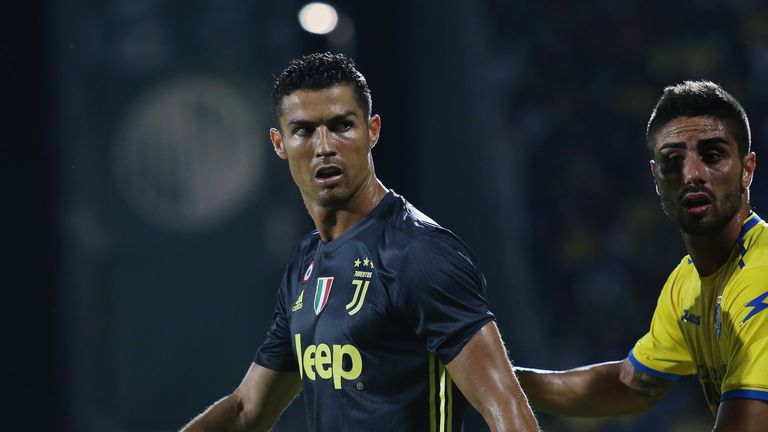 Ronaldo 'has a mentality stronger than the others', claims Allegri