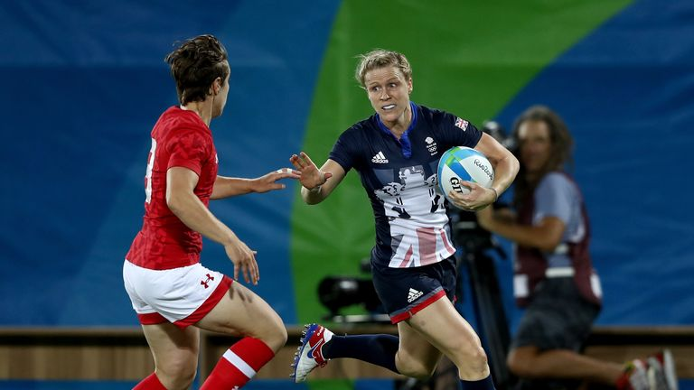 Waterman recovered from her near career-ending knee injury to feature at the Rio Olympics for GB