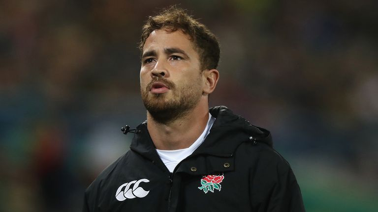 Gloucester's Danny Cipriani has been left out of the squad