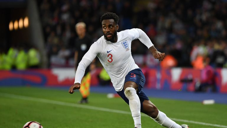 Danny Rose impressed in England's 1-0 win
