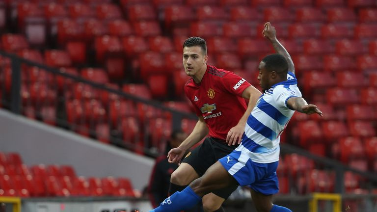 Dalot signed from Porto for £19m in the summer window