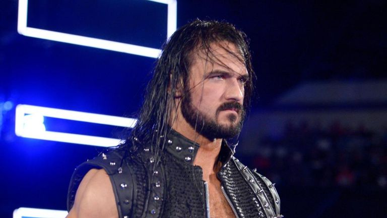 Drew McIntyre could take his push to the next level at the Royal Rumble