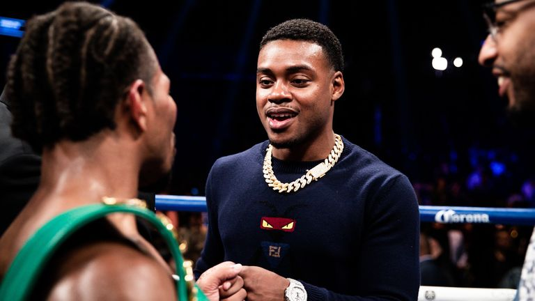 Spence Jr called out new WBC welterweight champion Porter