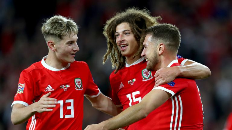 Ampadu shone in Wales' 4-1 win over Ireland