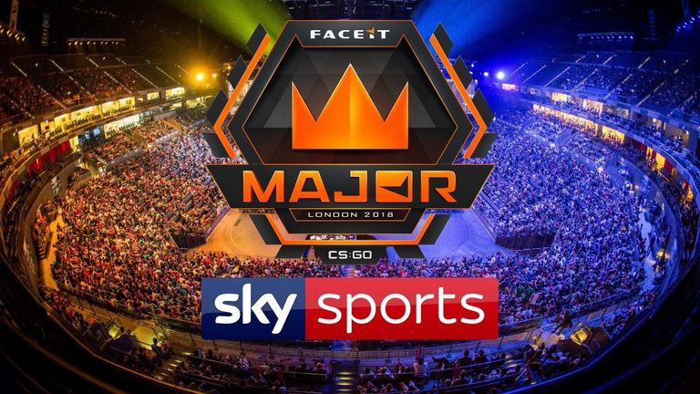 Follow the action from the FACEIT as the most illustrious event in CS:GO comes to London