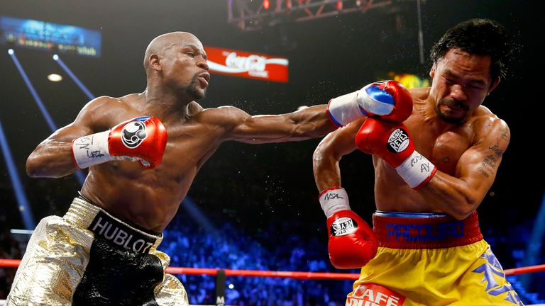Manny Pacquiao could face Floyd Mayweather in a rematch of their 2015 bout