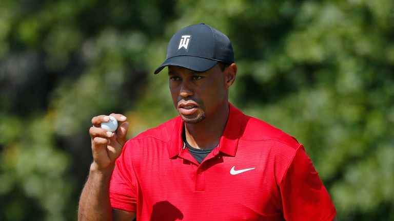 Tiger's journey from last-chance saloon to Tour victor once more