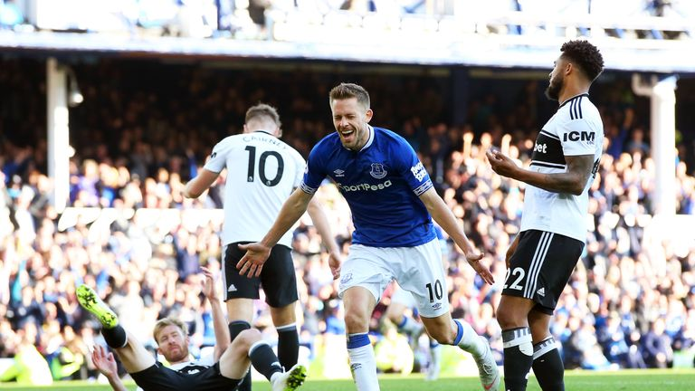 Gylfi Sigurdsson scored twice - and missed a penalty - against Fulham last weekend