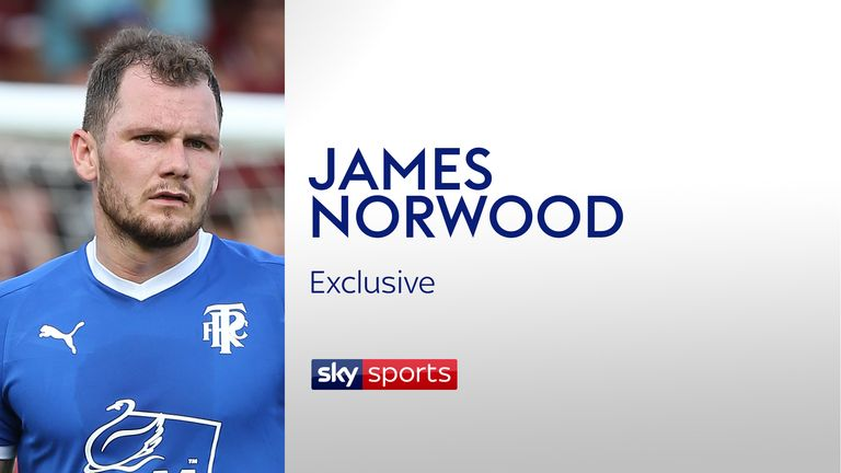 James Norwood How Tranmere Striker Is Having A 2018 To Savour