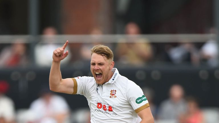 Jamie Porter has taken 279 first-class wickets in 70 matches