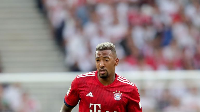 Jerome Boateng says only a perfect opportunity would convince him to leave Bayern