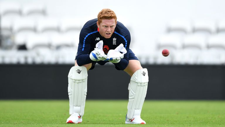 Bairstow has been a regular in England's Test line-up since the summer of 2015