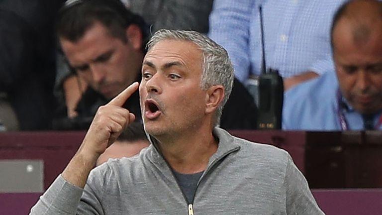 Jose Mourinho was 'very confident' before the Burnley match