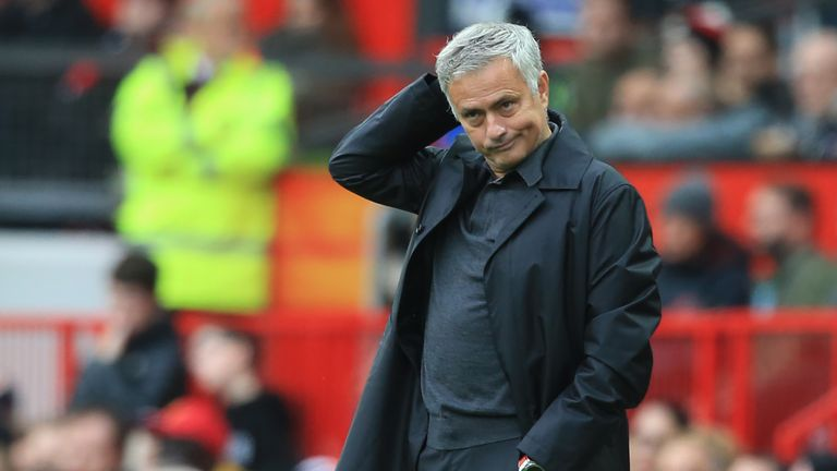 Jose Mourinho was left searching for answer after the draw against Wolves
