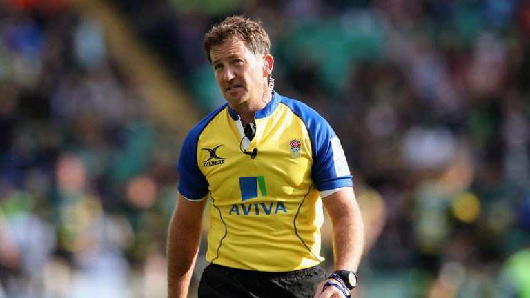 The performance of referee JP Doyle at Sale over the weekend was a deflating one
