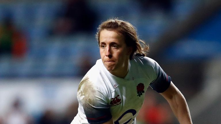 Katy Daley-Mclean could become the fifth English women to reach 100 caps 3085a15e3a