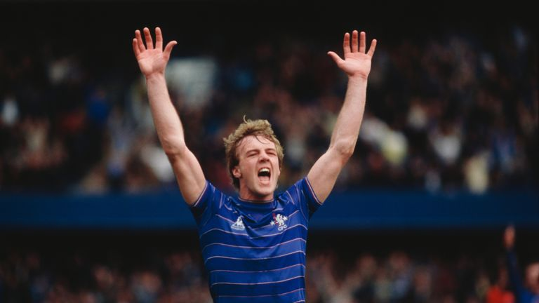 Smith turned down the chance to play with Kerry Dixon at Chelsea
